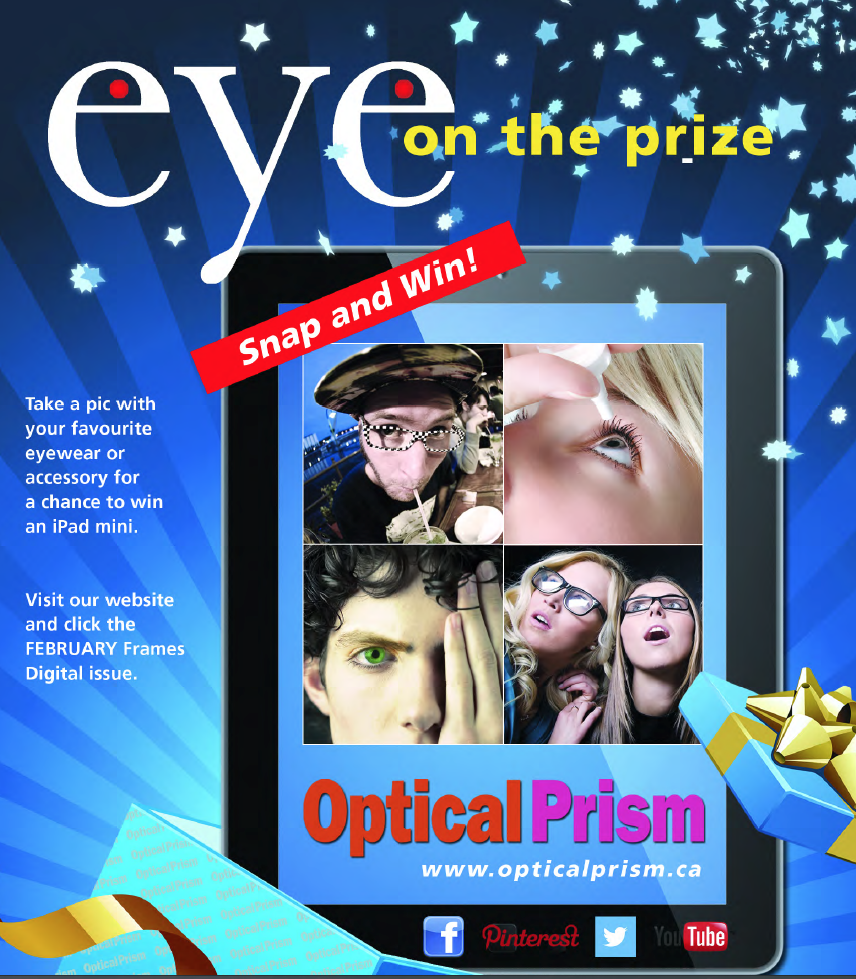 Eye On The Prize CONTEST