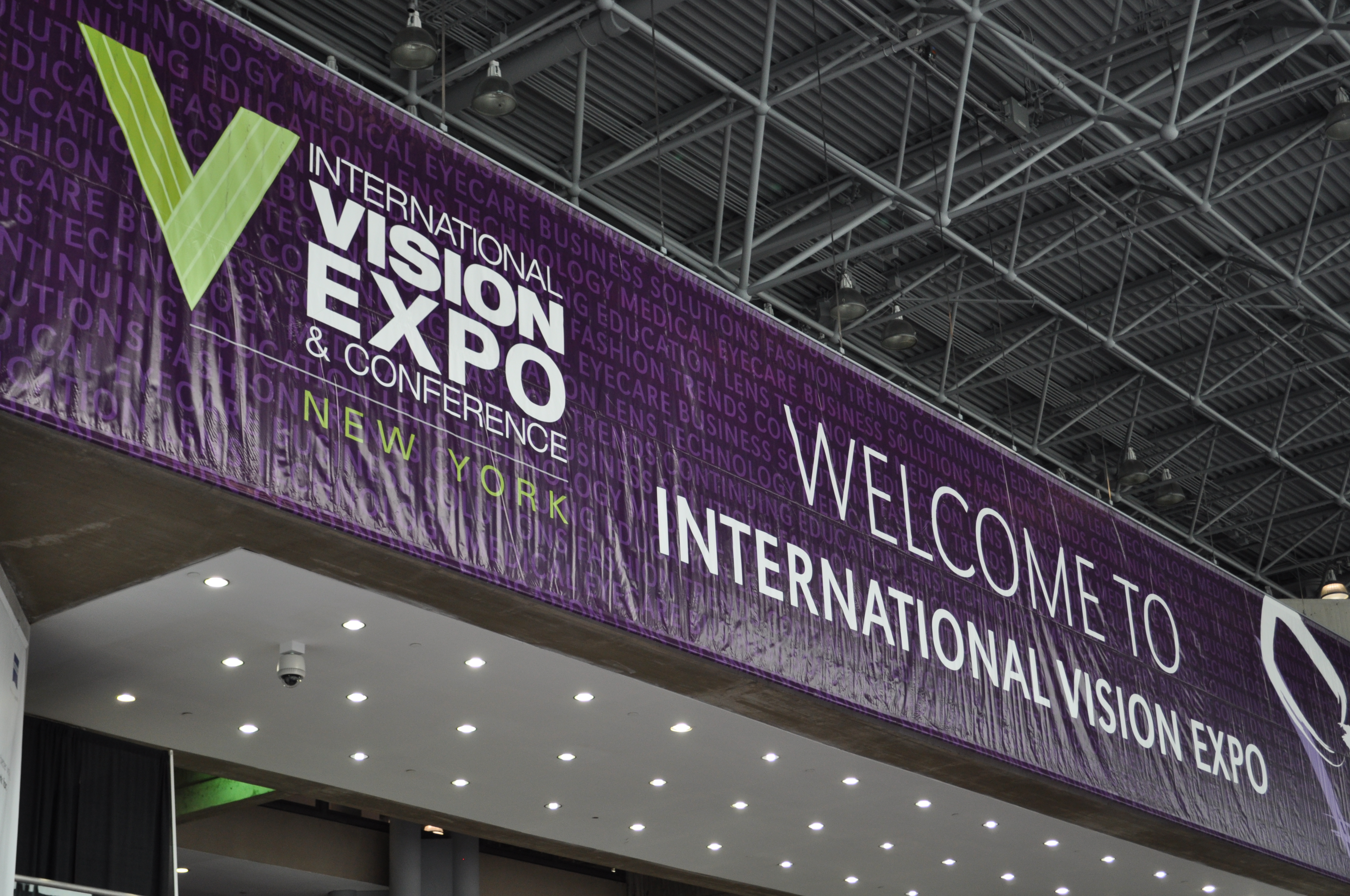 EXCLUSIVE – VISION EXPO EAST COVERAGE