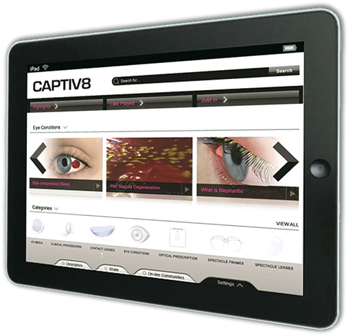 New Technology To Captiv8 Industry
