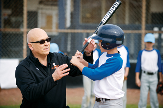 Hitting Good Eyesight Out of the Park: An Interview With Cal Ripken