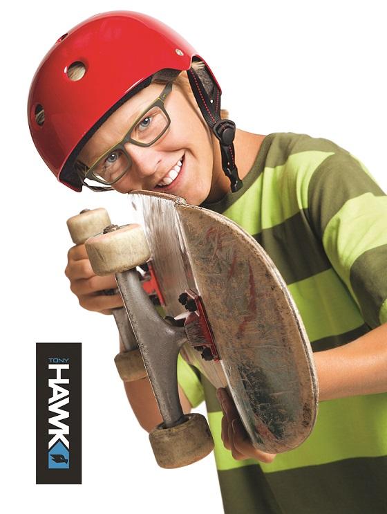 WestGroupe launches Tony Hawk kids eyewear