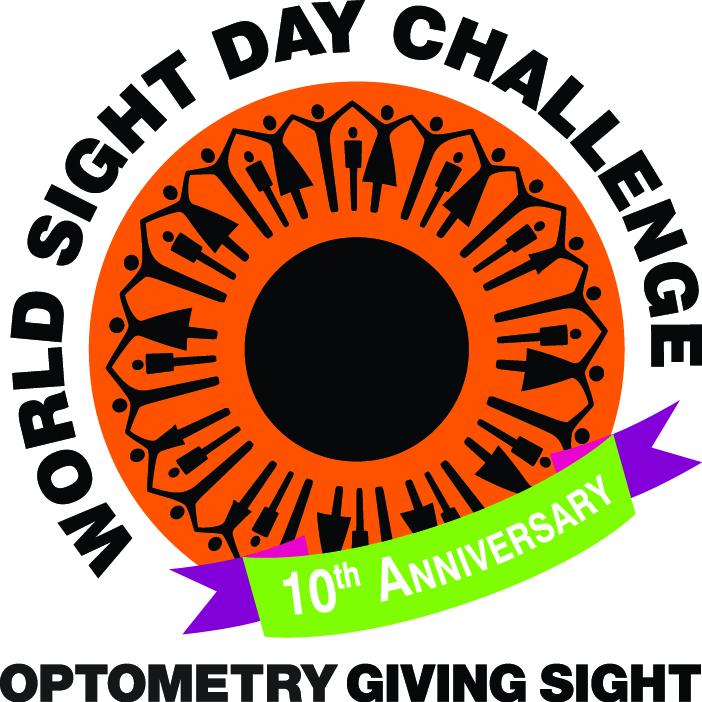 World Sight Day Challenge celebrates 10 years
