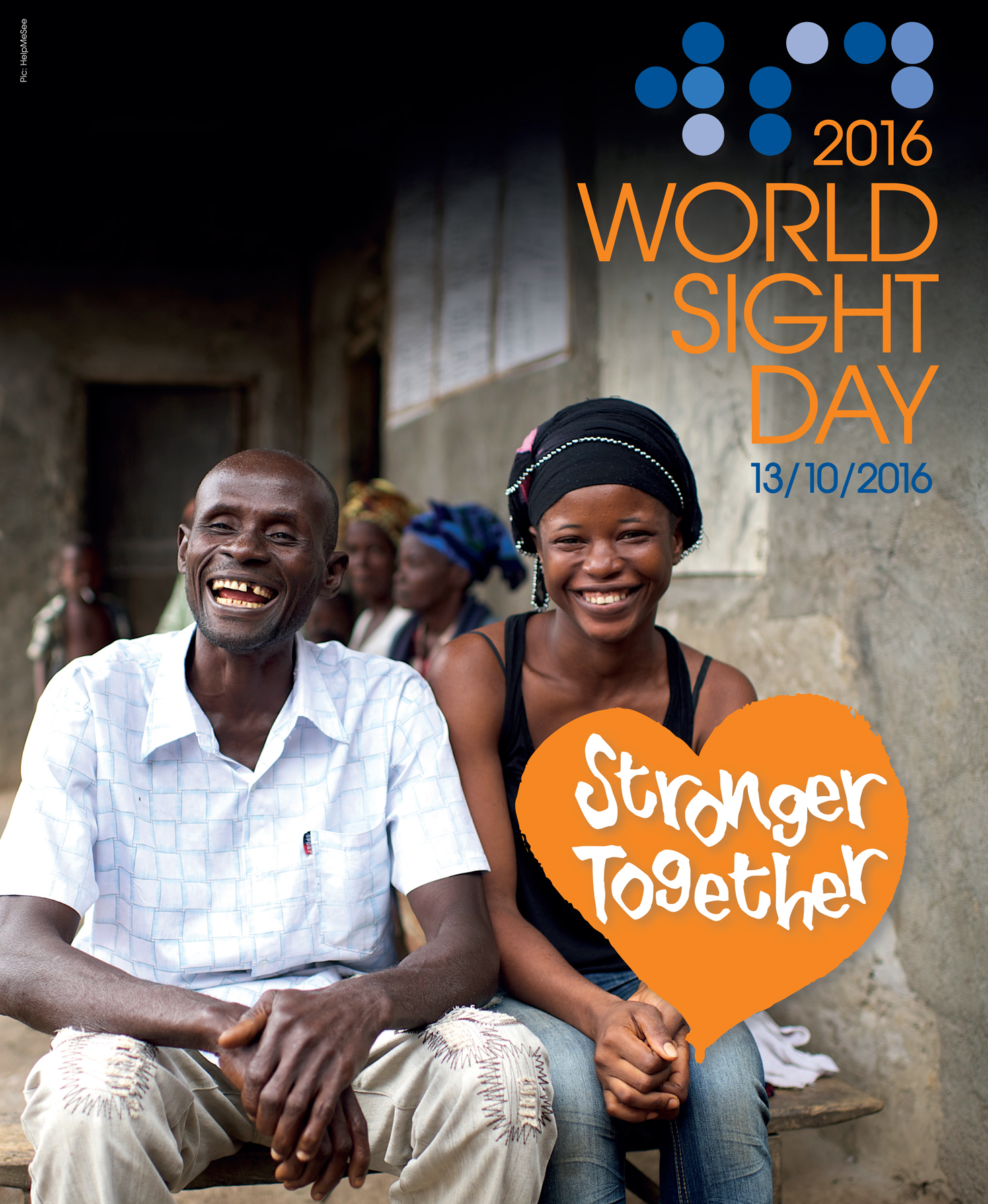 World Sight Day 2016 urges action against avoidable blindness and visual impairment