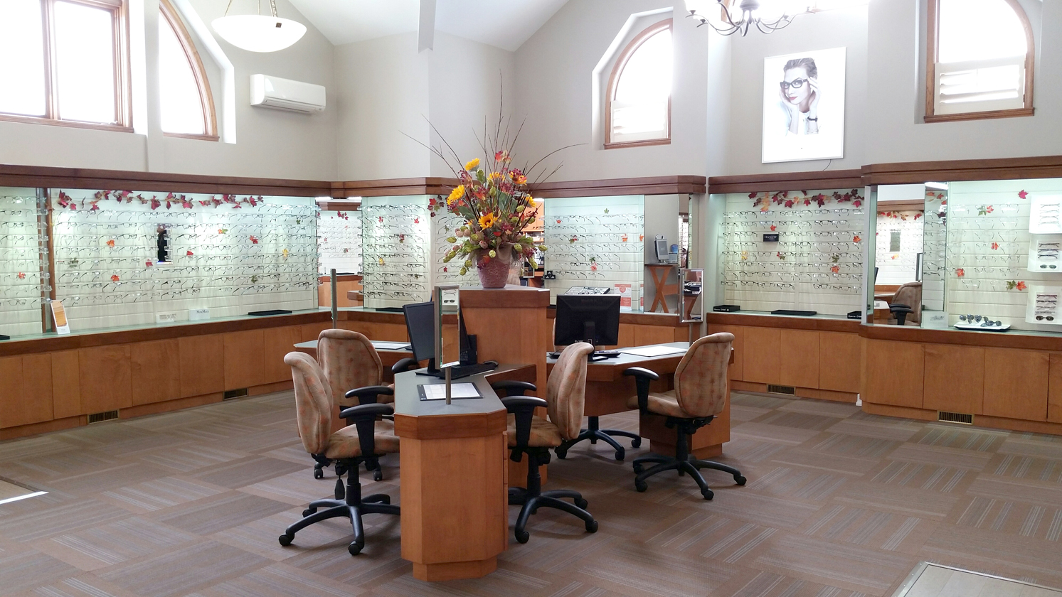 Superieur Veteran Orangeville, Ontario Optometrist Dr. Jack DiBerardinou0027s Approach To Office  Design Takes A Different Approach, With A Focus On The Patient And ...