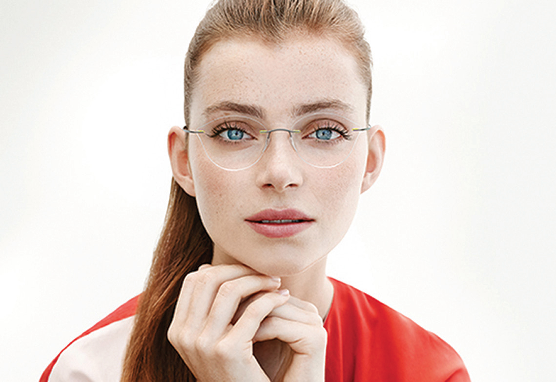 BARELY-THERE EYEWEAR