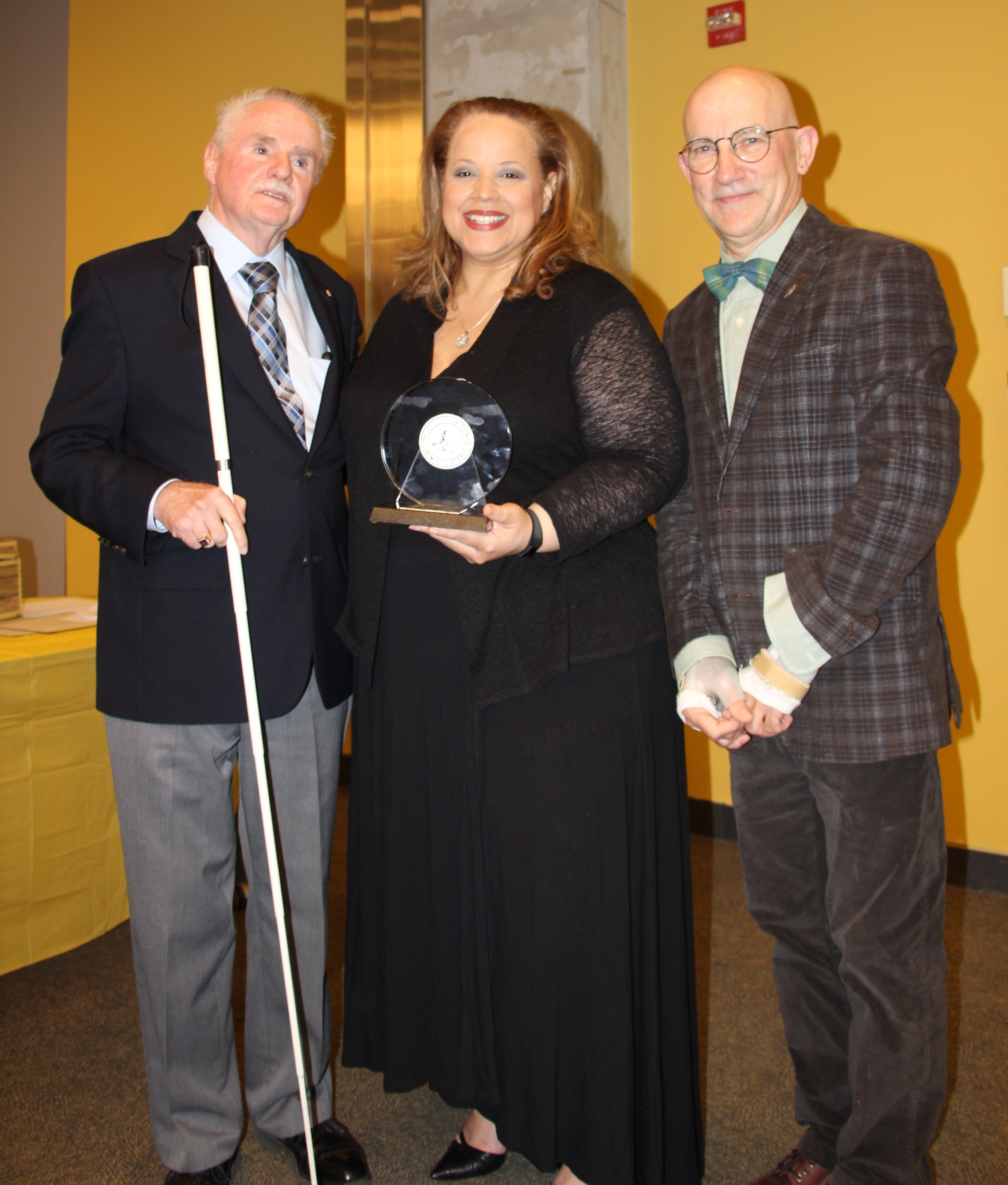 Rosemary Kavanagh awarded the Dayton Forman Award