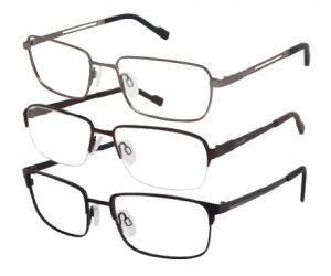 Tura Inc. TITANflex frames