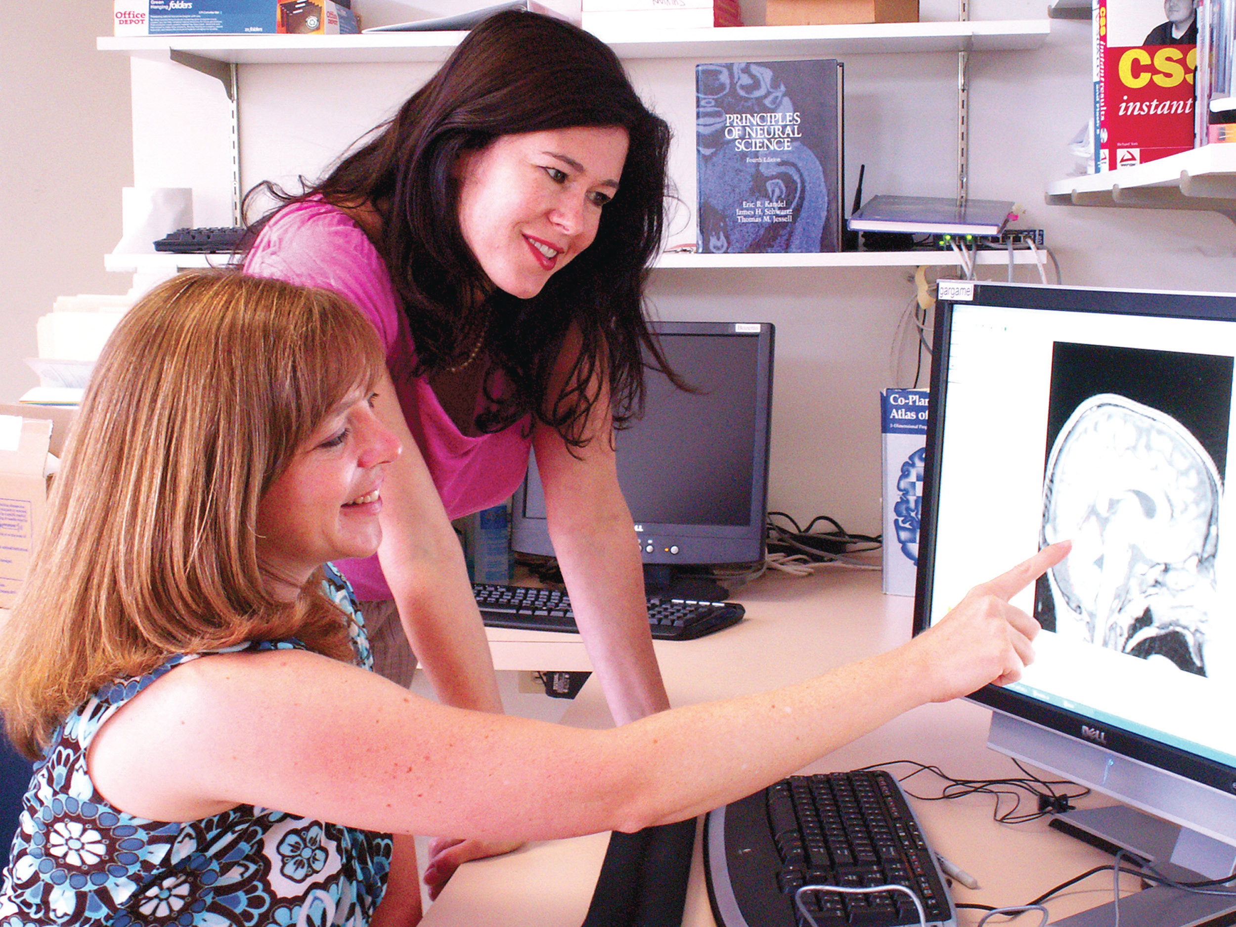 USING EYE MOVEMENTS TO DETECT AUTISM, PARKINSON'S