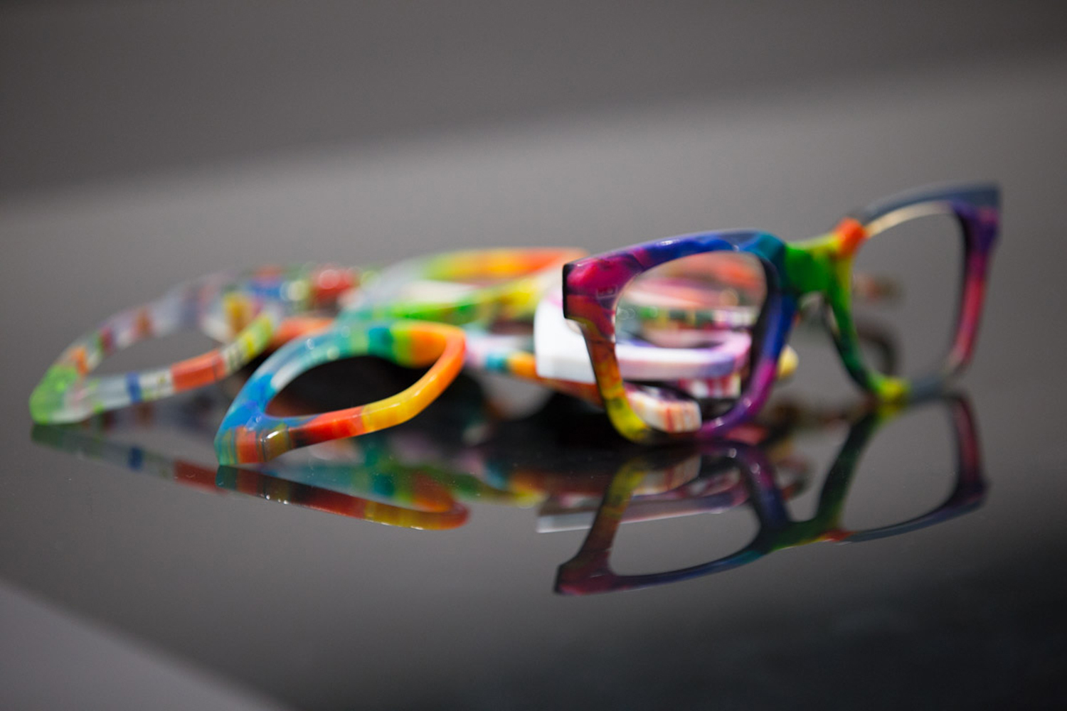 f4c16bfbeb1 Safilo Eyewear making frames faster for top fashion brands with Stratasys 3D  Printing