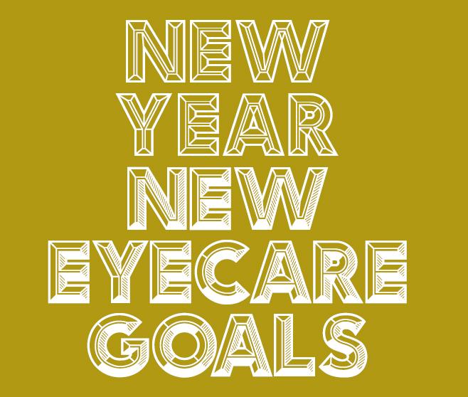 New Year, New Eyecare Goals 4ECPs