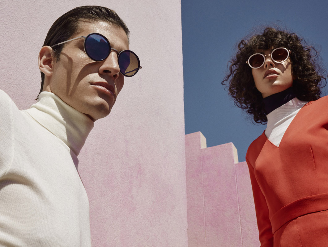 2c46480d9f46 An eye for luxury: High-fashion shades and specs are so hot right now