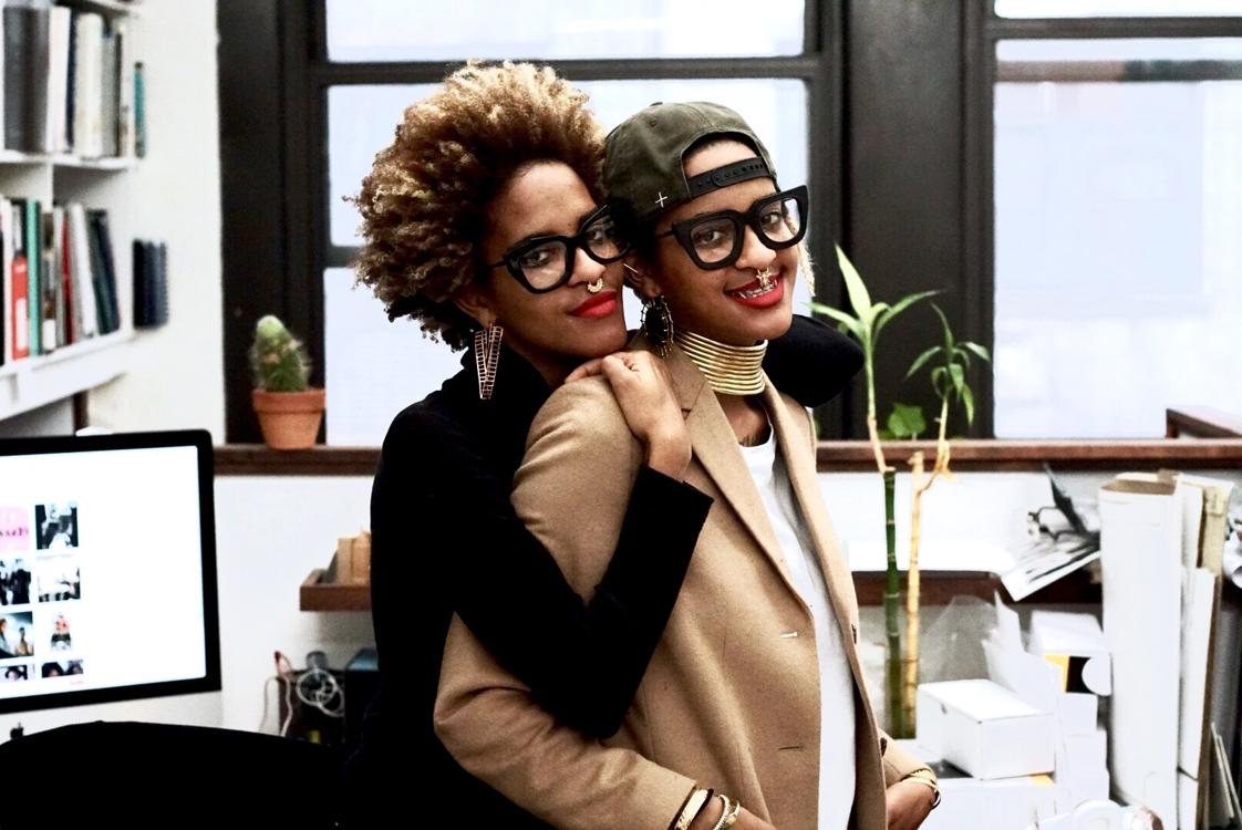 Coco & Breezy: Twin sisters take eyewear industry by storm
