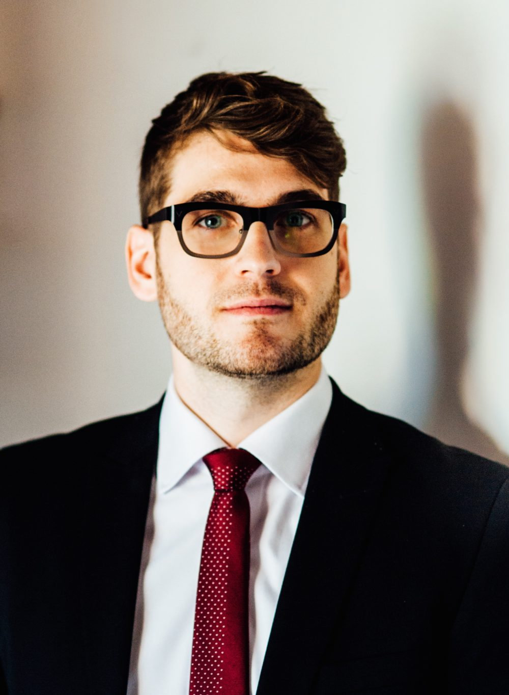 NEXT GEN: Tech-savvy optometrist Dr. Patrick Sauvageau