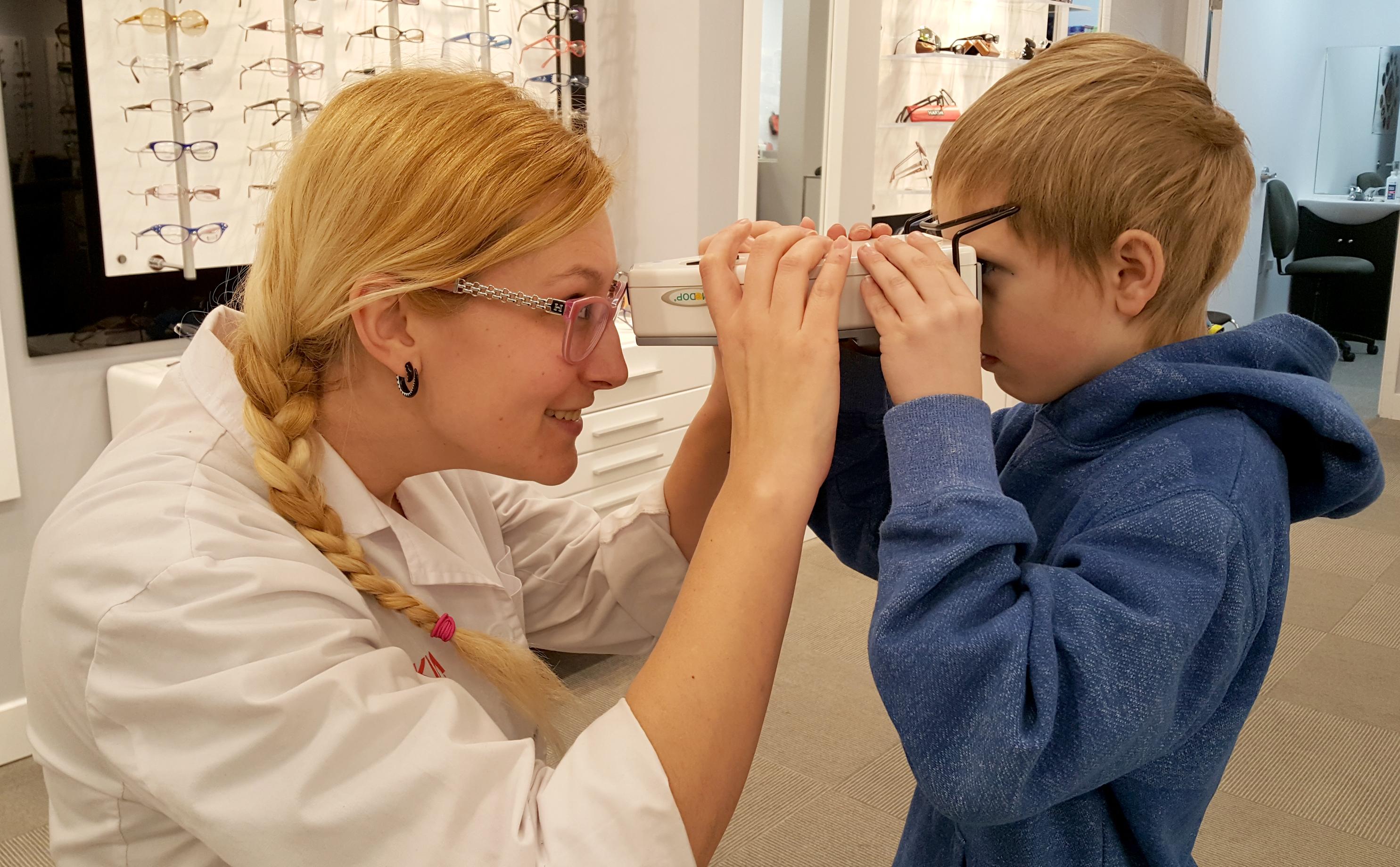 NEXTGEN:Finding happiness in opticianry