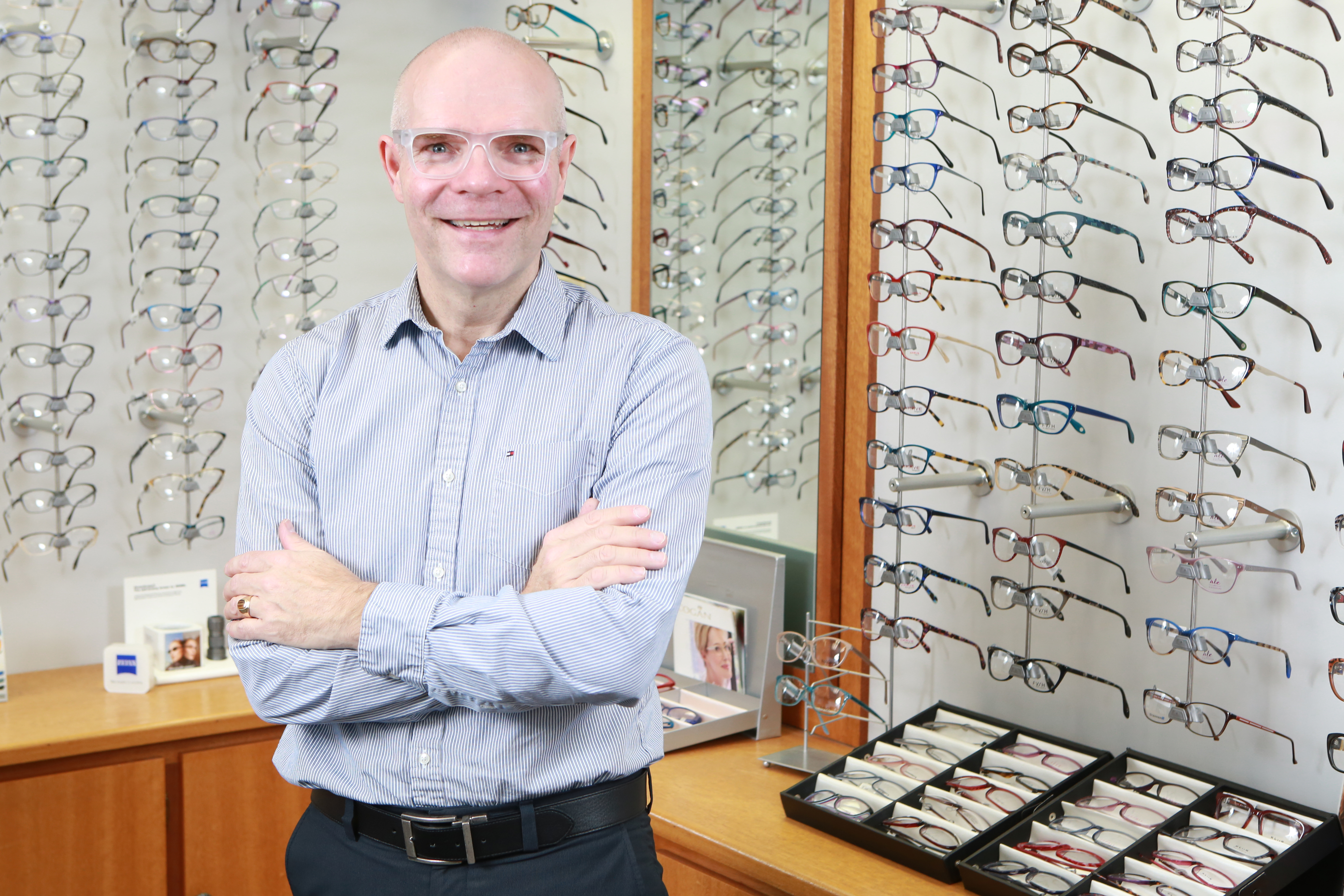 FRAMED: All in the family – Klein Optical looks back on 25 years in the business