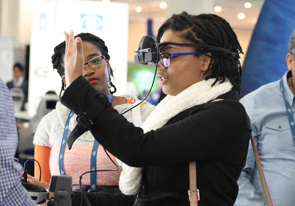 Active show floor, media buzz from successful Vision Expo East 2017