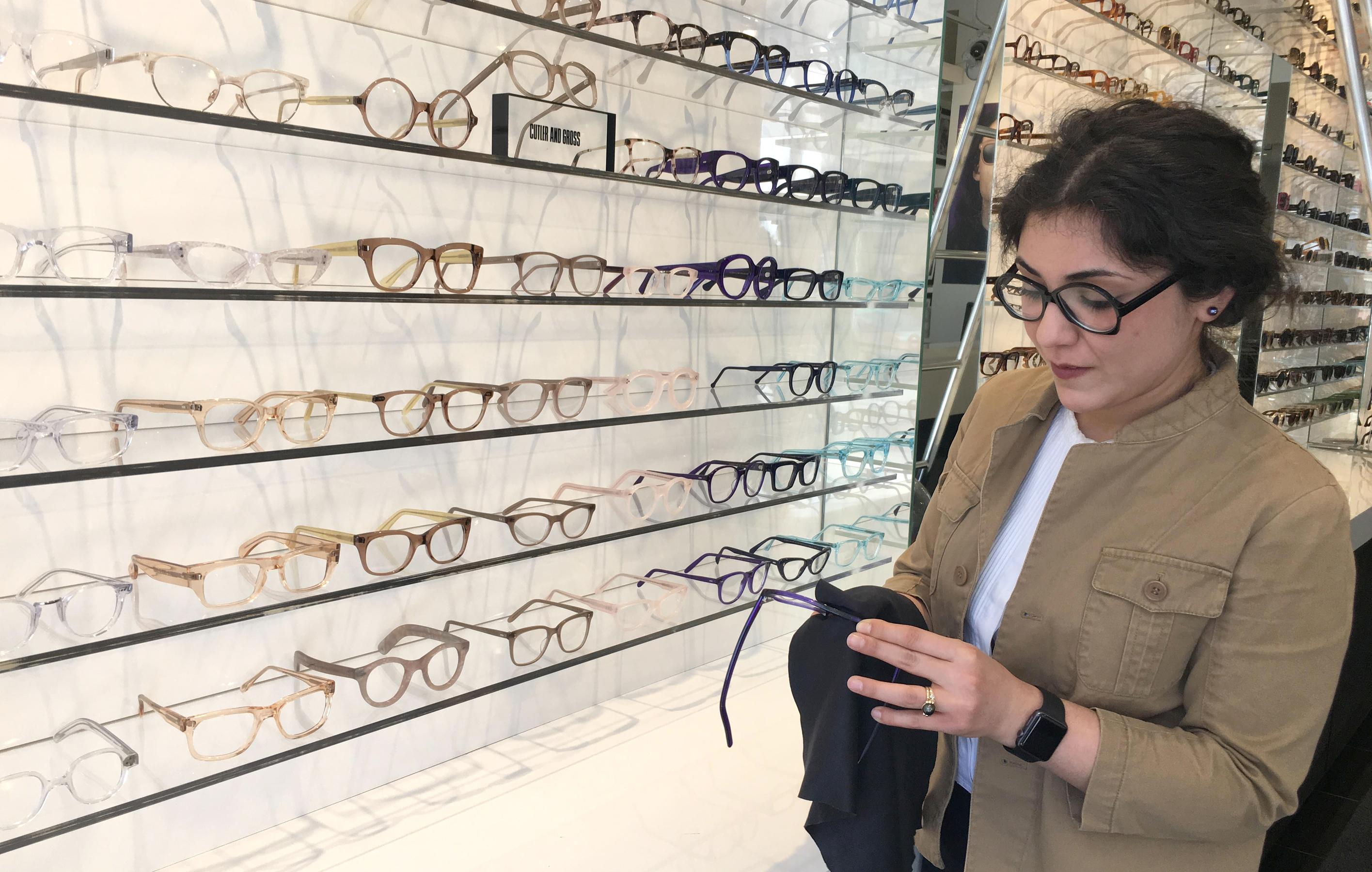 NEXTGEN: Building a career in eyewear at Cutler & Gross