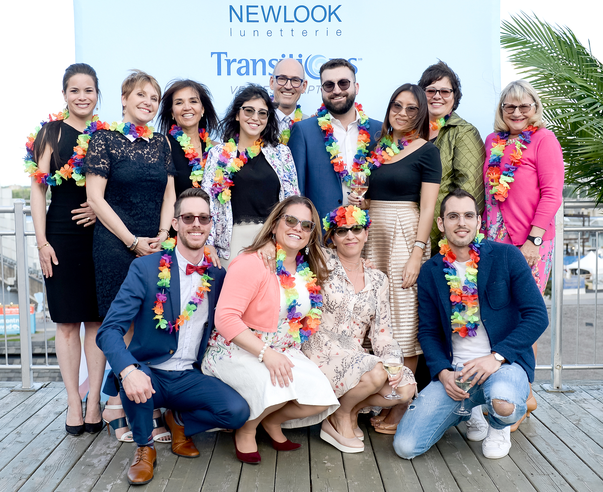 Transitions Optical and New Look Eyewear host educational event on sun protection for Canadian Media
