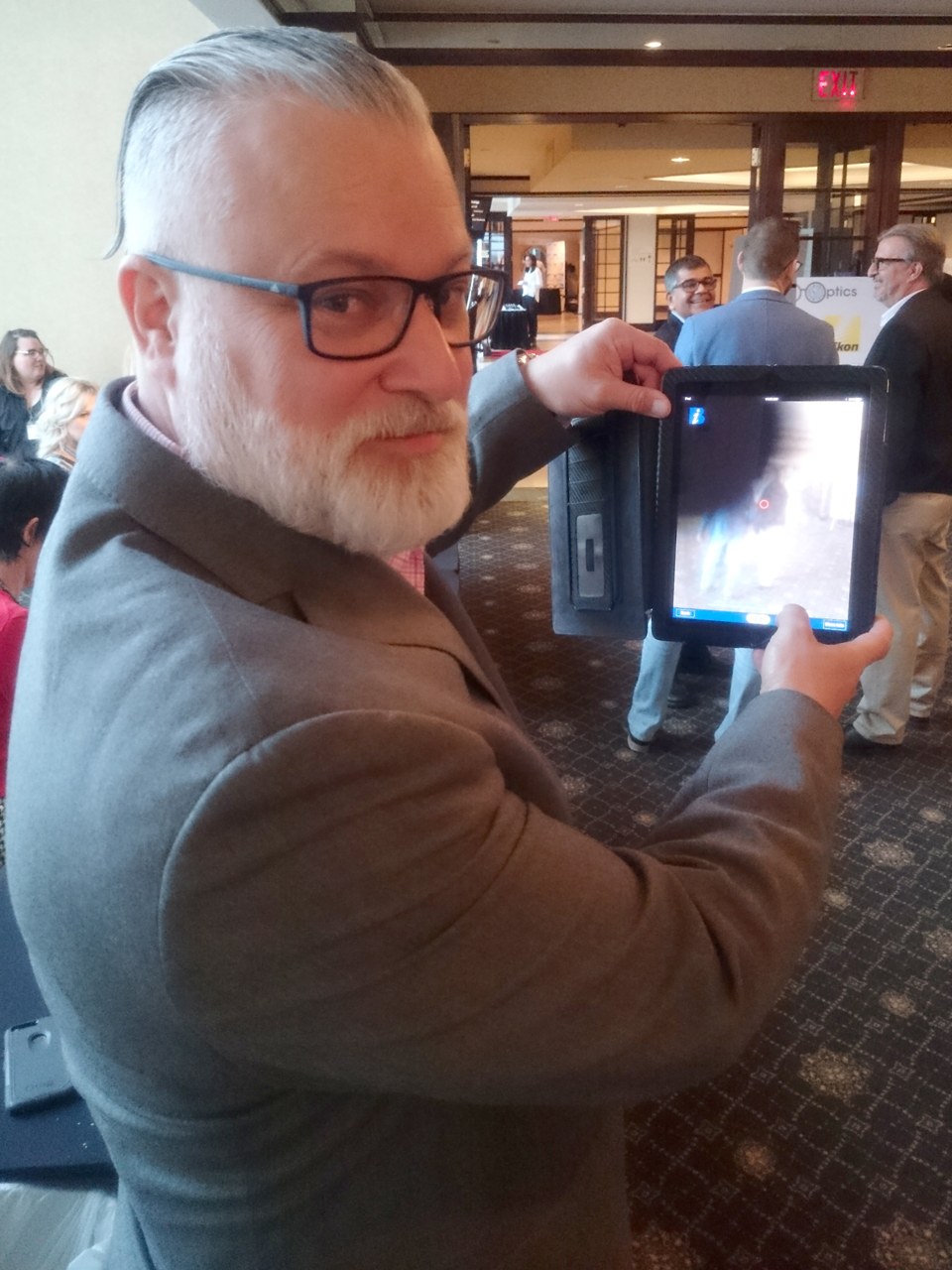 Eyecare apps provide information, assistance at your fingertips