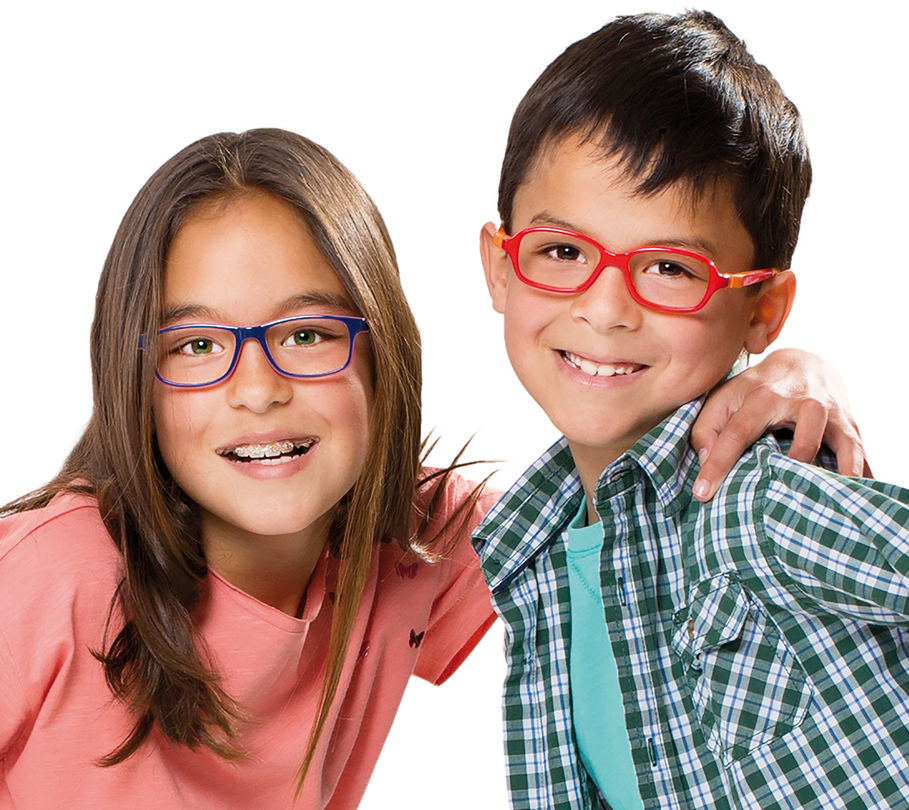 Kid-approved eyewear showcased by many top manufacturers