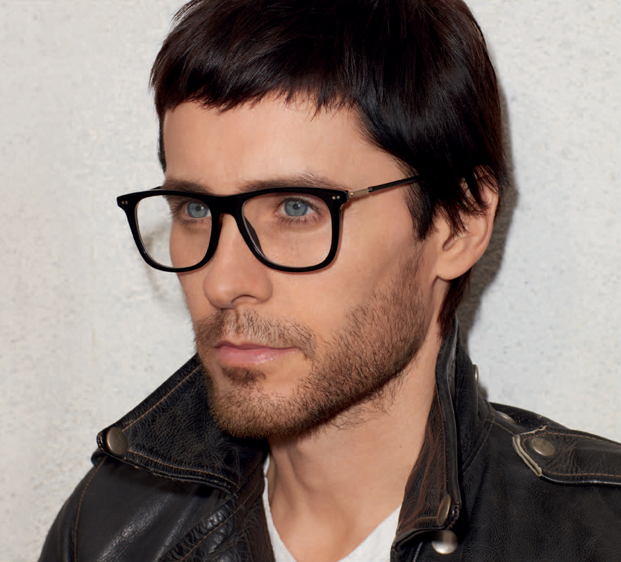 485503b00e Award-winning actor Jared Leto inspires eyewear collection