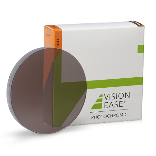 VISION EASE broadens photochromic line with new brown lenses