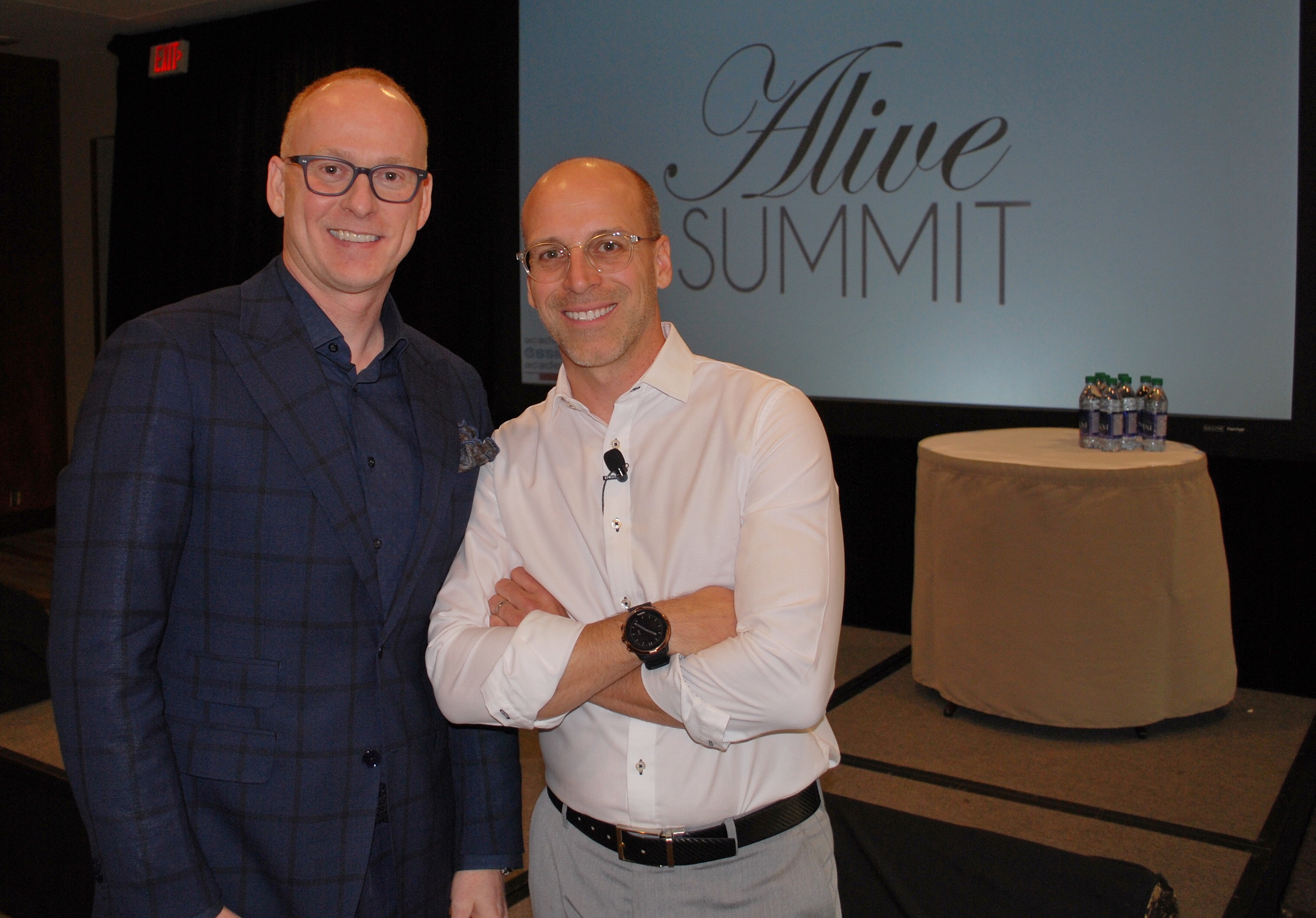 ECPs take part in Essilor Canada Alive Summit and Roadshow