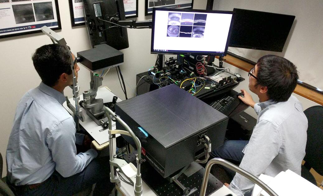 Canadian-developed laser scanner sheds light on eye disease before vision loss occurs