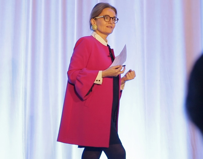 Safilo CEO Luisa Delgado to retire, stepping down Feb. 28