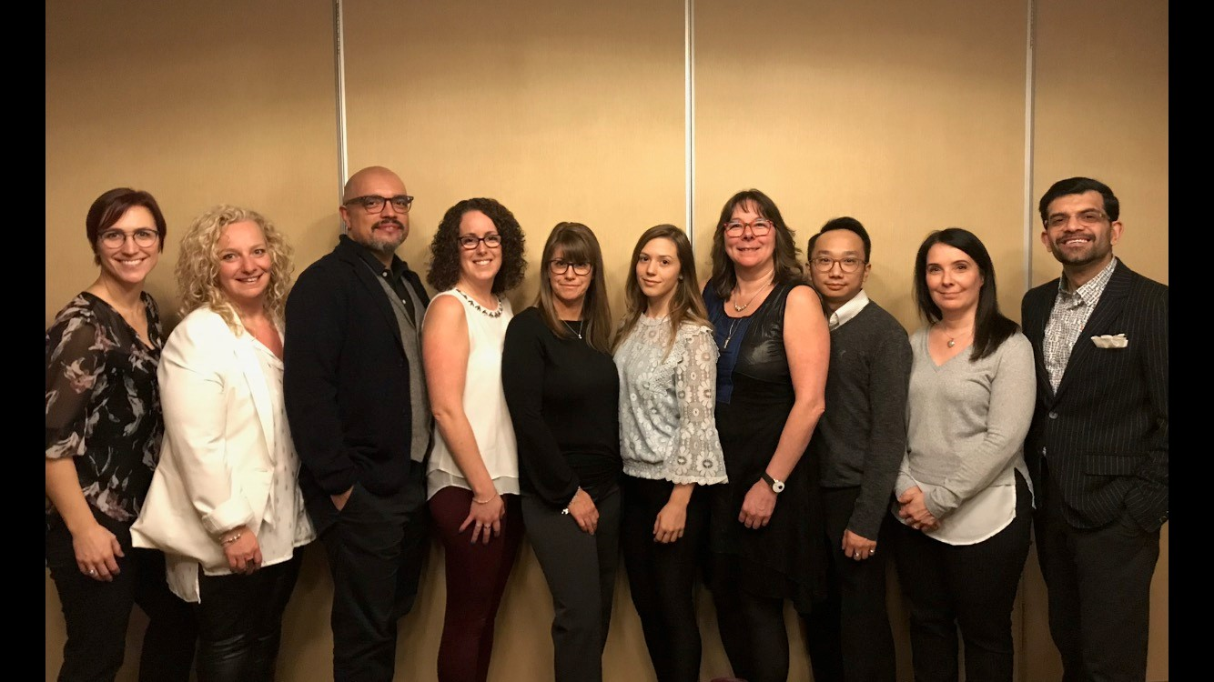 Essilor Canada technical advisors at your service