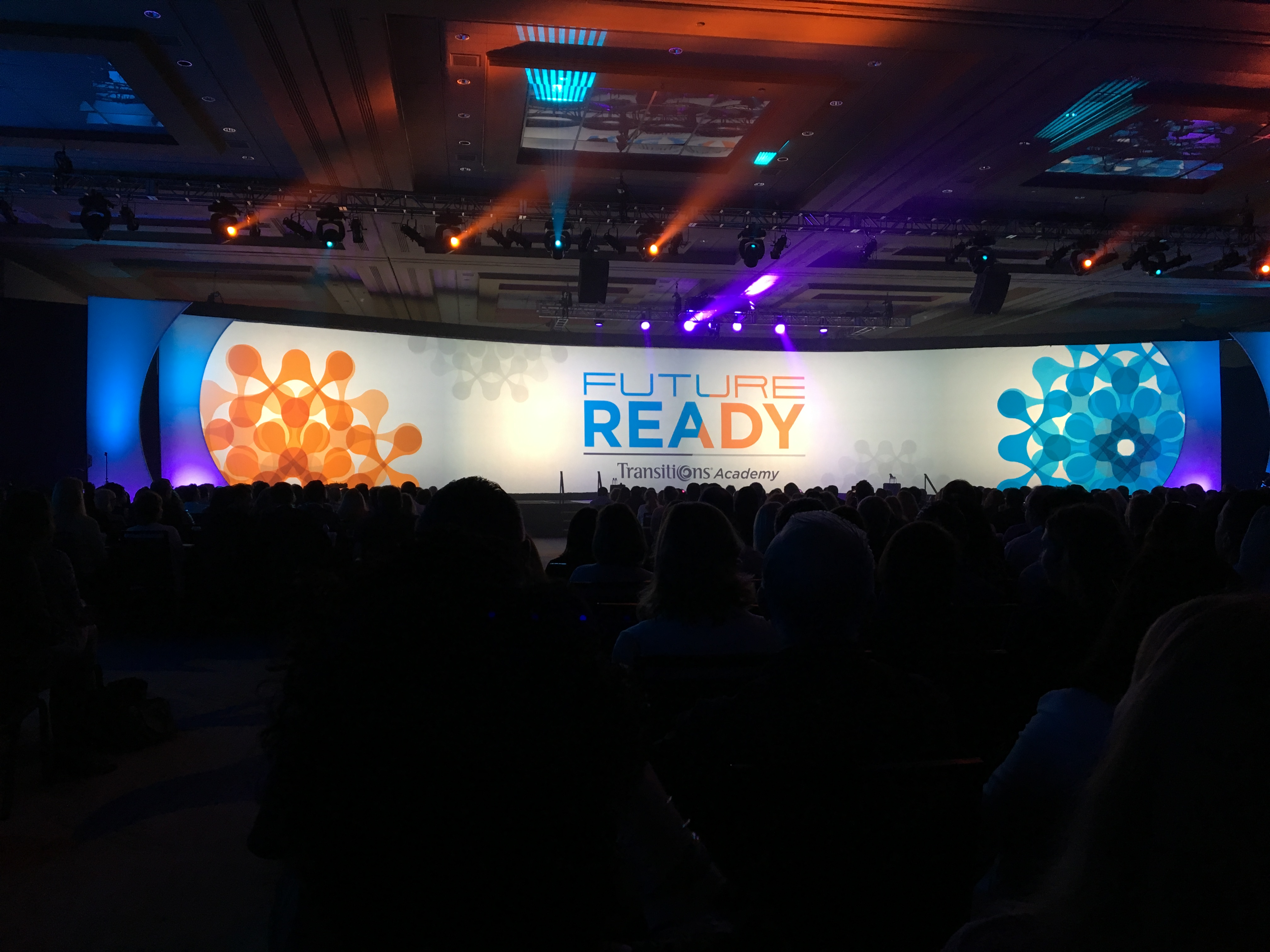 Transitions shows it's 'Future Ready' at Academy