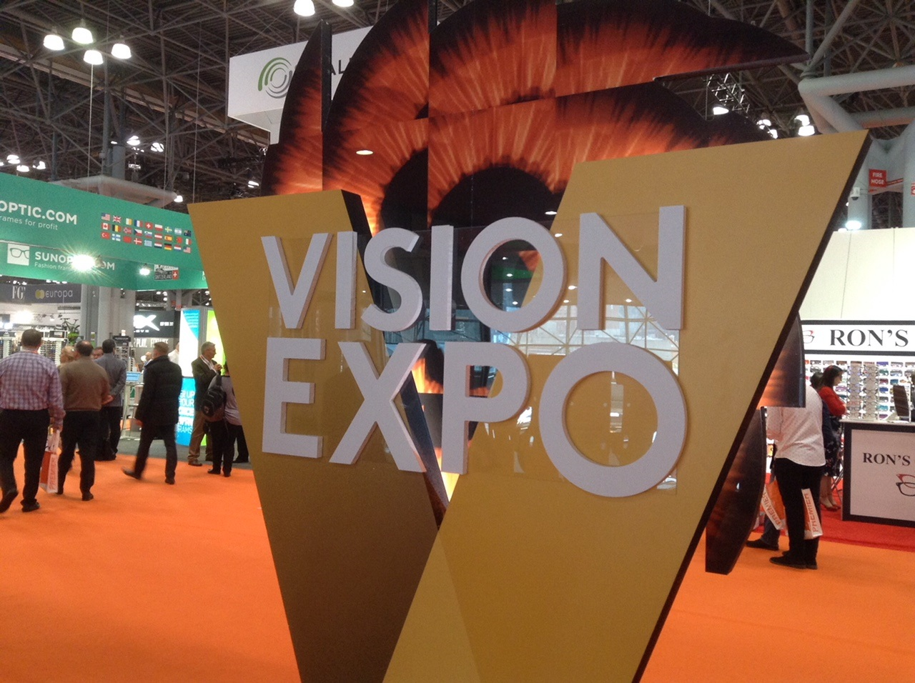 Vision Expo reports strong show