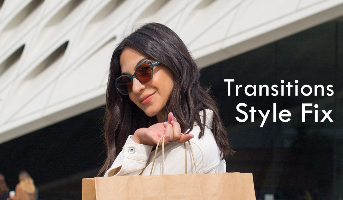 Transitions Optical launches Style Fix Contest in Canada