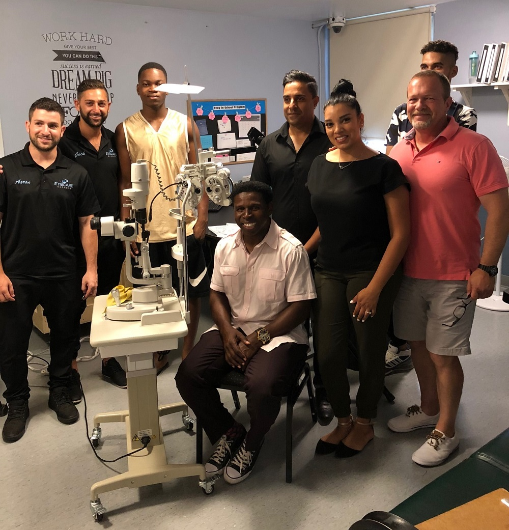 NEXTGEN: Bringing eyecare to those in need