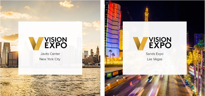 Angela Harar, Christine Flanagan honoured for work on Vision Expo