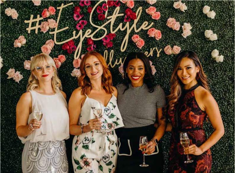 Inaugural EyeStyle Influencer lunch a success