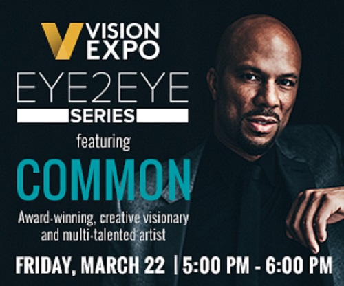 Lilliana Vazquez to moderate Vision Expo's EYE2EYE Series with Common