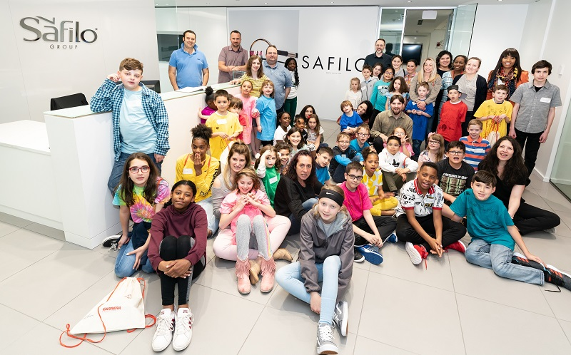 Safilo celebrates Take Our Daughters and Sons to Work Day