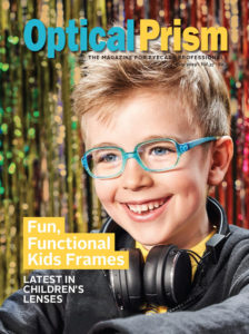 Optical Prism July Cover