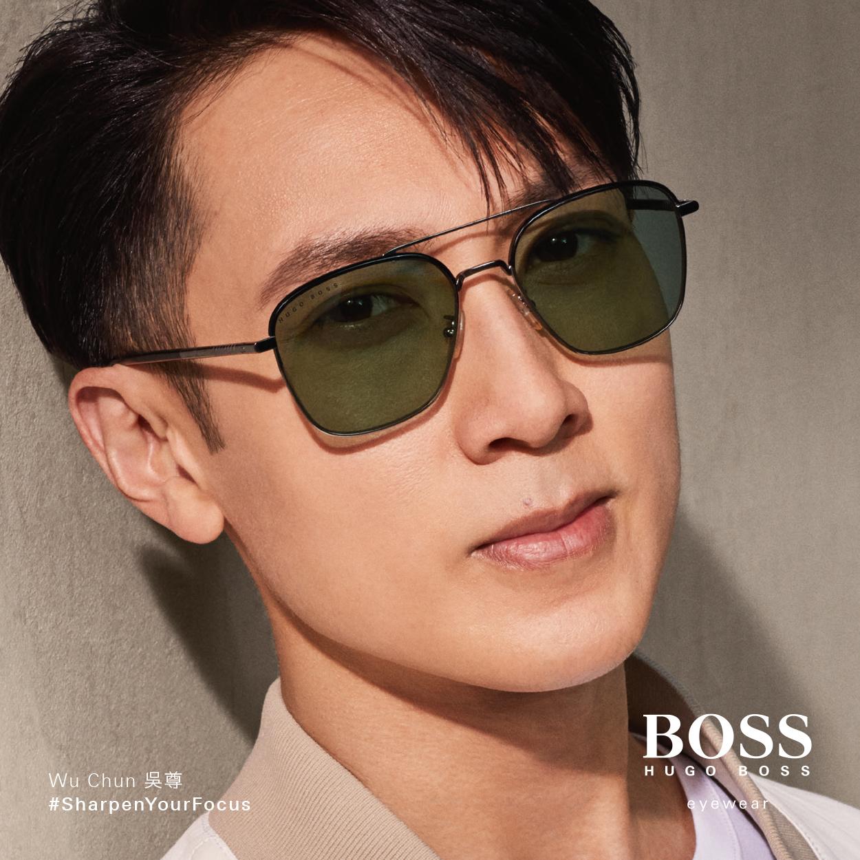 Safilo and Hugo Boss renew eyewear license agreement