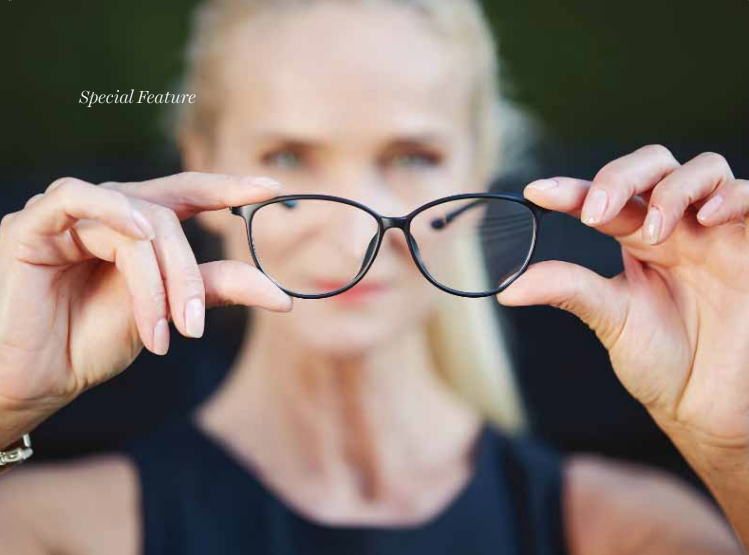 In focus: A look at lenses for seniors
