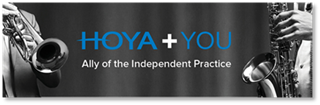 New Ordering Web Site Launched for Canadian ECPs Hoya Vision Care Canada Provides Additional Support and Features Online
