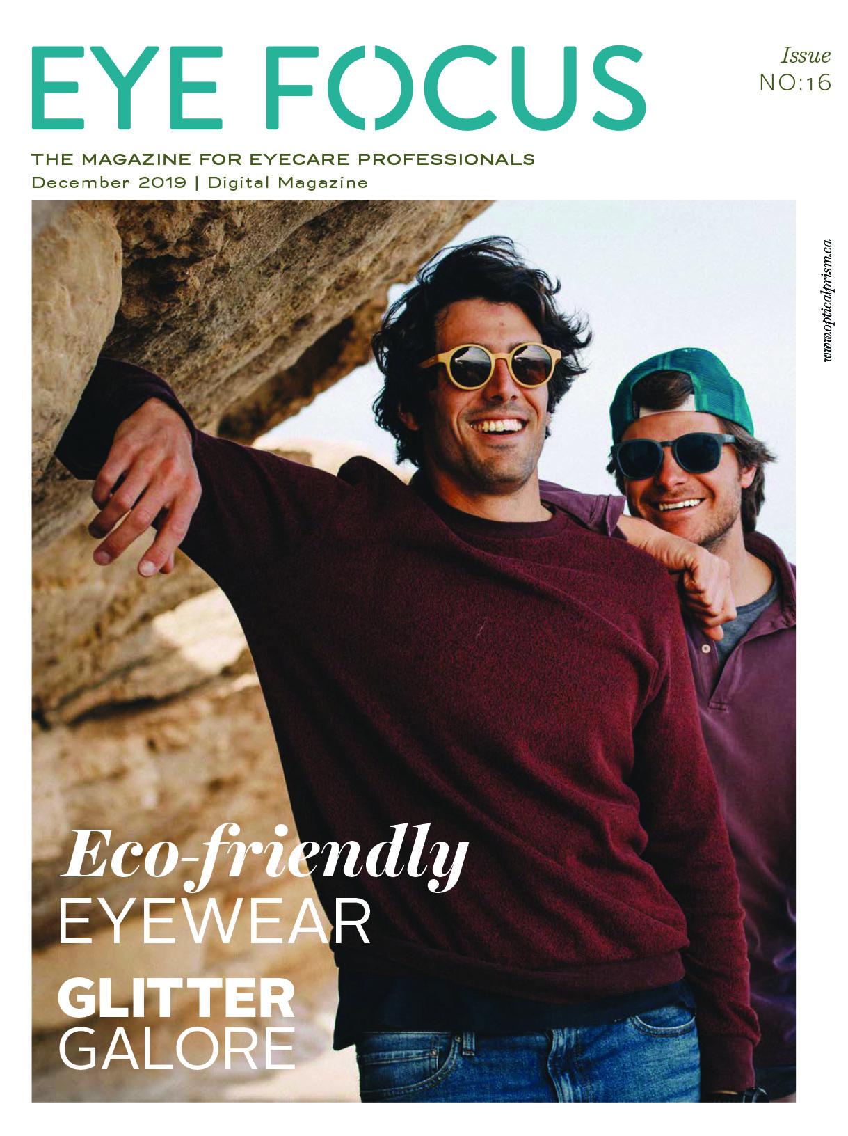 Eye Focus December Cover
