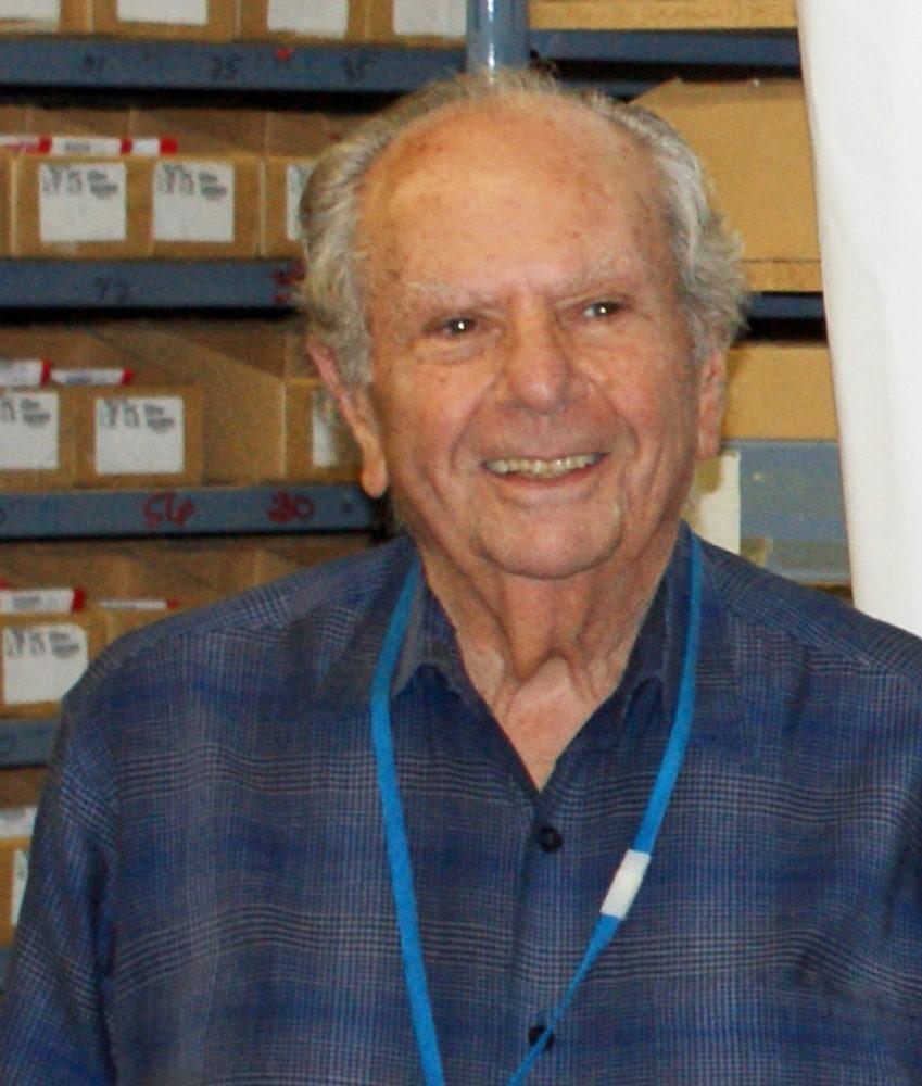 Centennial Optical announces the passing of founder Roger de Pinto