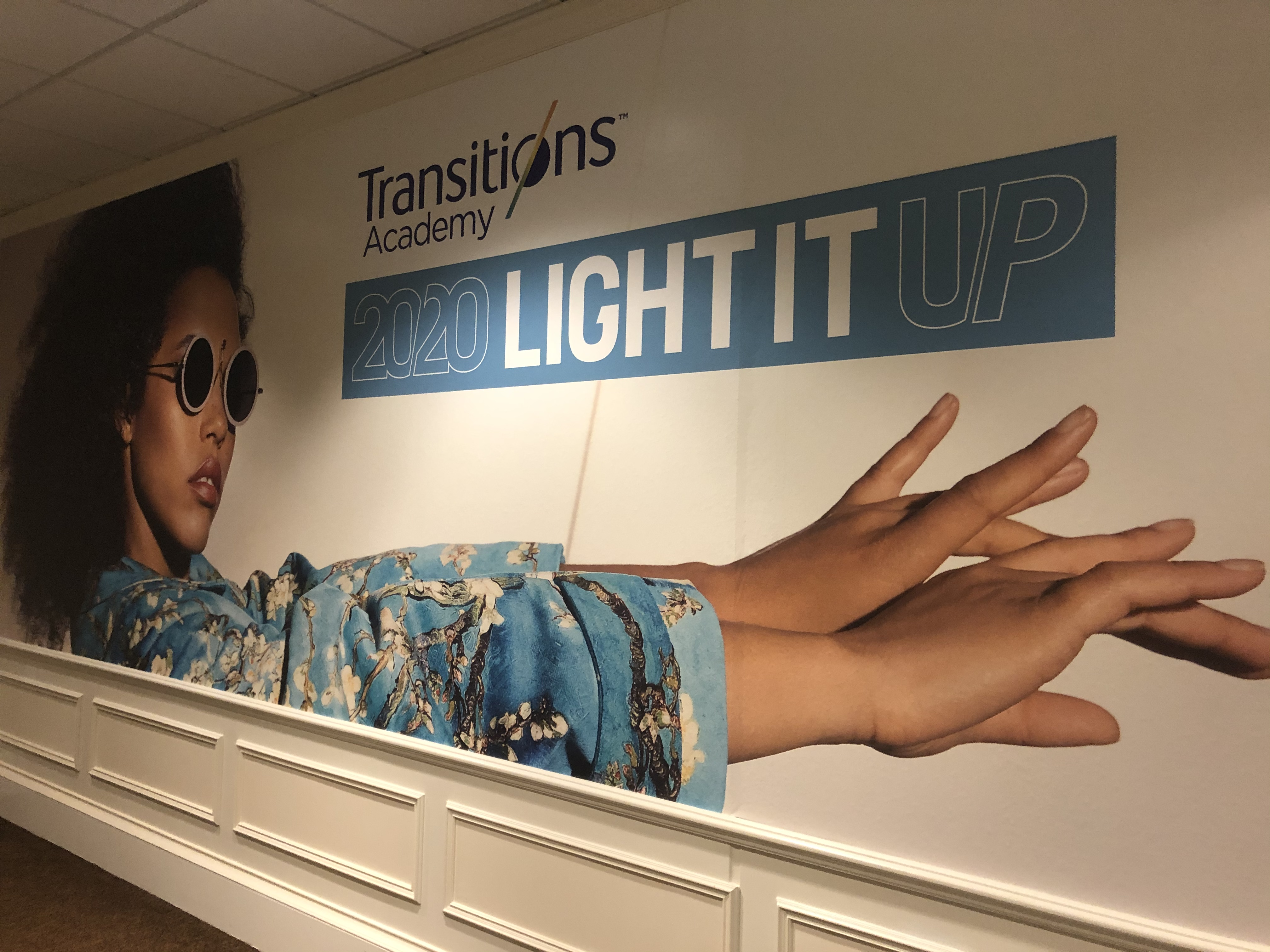 """Transitions Academy 2020 Encourages Attendees to """"Light It Up"""""""