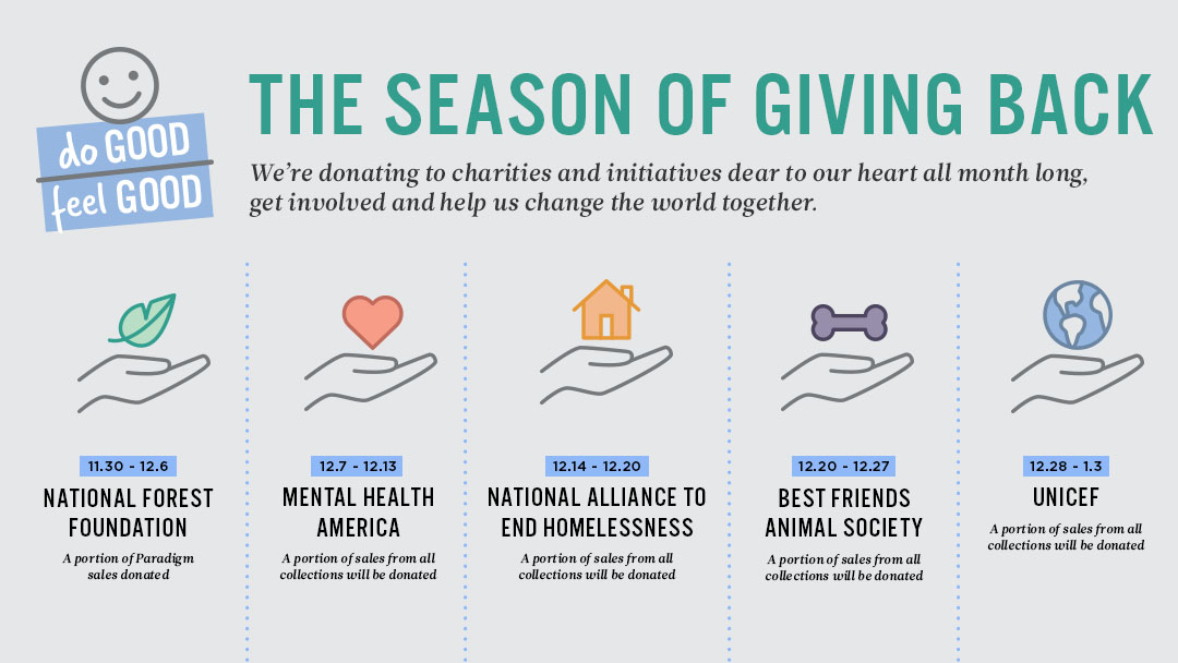 Kenmark Eyewear to donate to charities with 'The Season of Giving Back' campaign