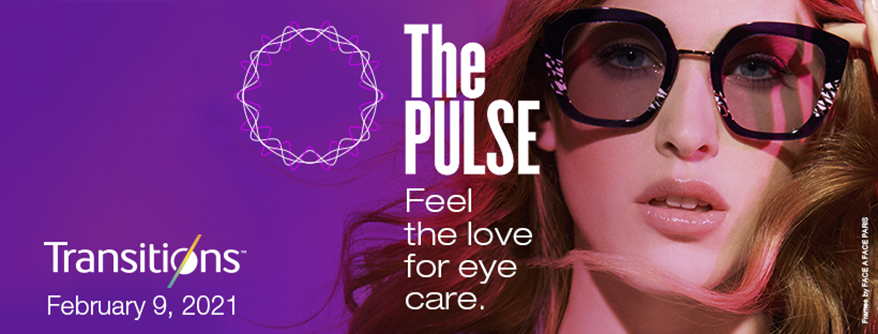 "Transitions Optical Premieres ""The Pulse,"" A Virtual Event For Eye Care Professionals from Around the World"