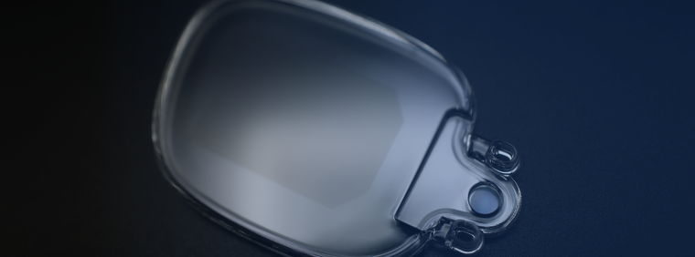 WaveOptics and Luxexcel demonstrate prescription eyewear for Augmented Reality smartglasses