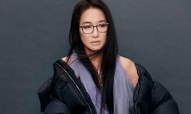 Vera Wang campaign stars namesake designer