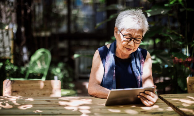 Seeing clearly: Innovative lenses for seniors